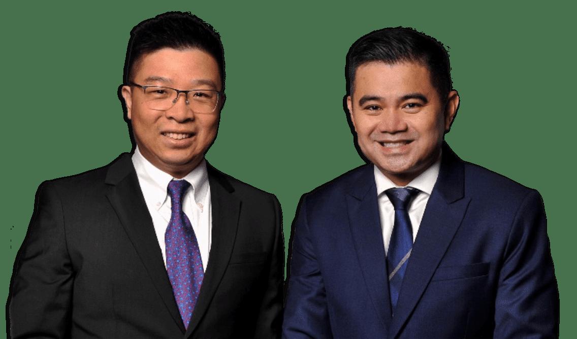 Podiatrist Edison NJ Drs. Phan and Yeung