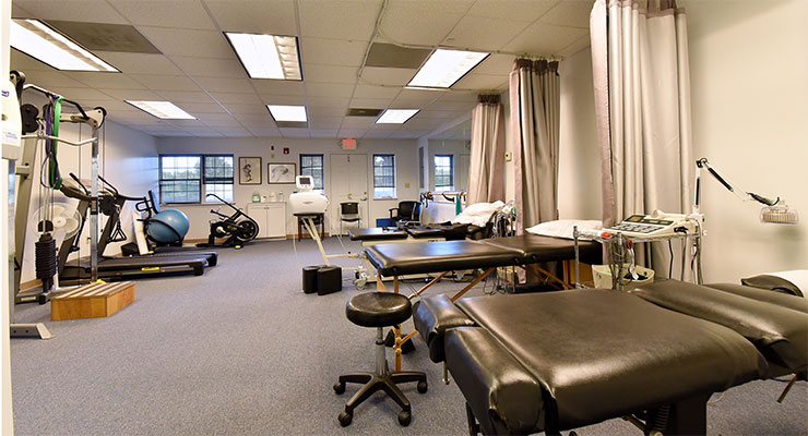 Podiatry Edison NJ Exercise Area